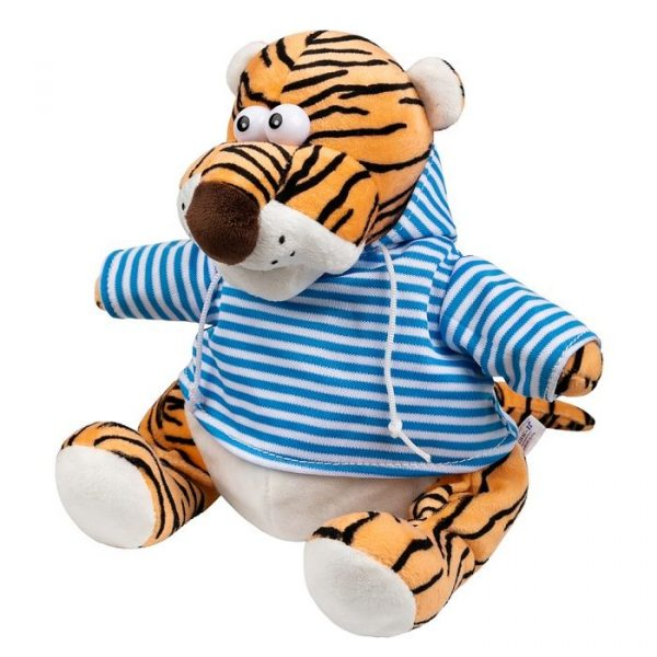 Тигр в толстовке