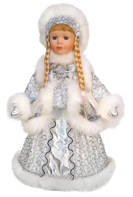 Снегурочка в серебрянном